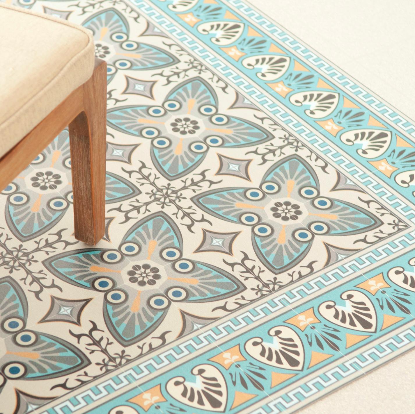 beija flor vinyl bodenmatten. Black Bedroom Furniture Sets. Home Design Ideas